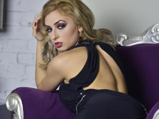 Picture of the sexy profile of KrystalBreeze, for a very hot webcam live show !