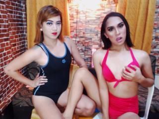 AsianCummerTS webcam