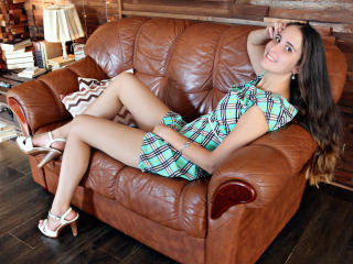 JanineLush striptease squirt